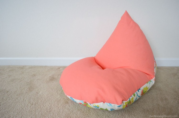 Patterned Bean Bag Chairs Ideas 7