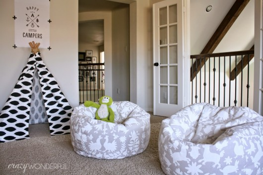 Patterned Bean Bag Chairs Ideas 9 Savillefurniture