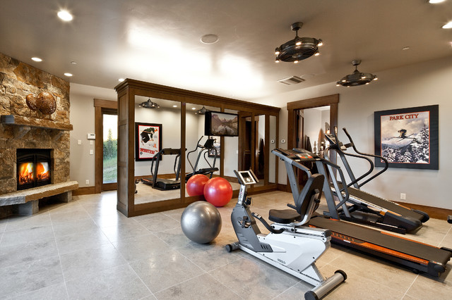 Perfect Fitness Corner In Your Home