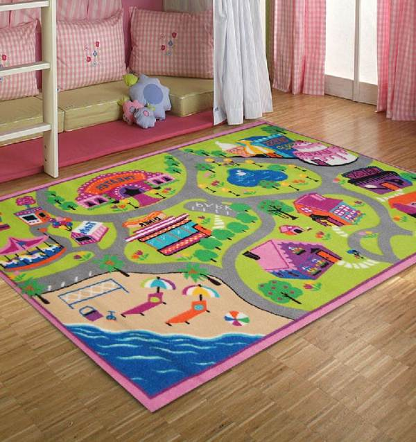 15 Compelling Playful Carpet Designs To Surprise Your Kids Fluffy