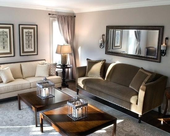 Mirror Over Sofa Popular Couch Ideas Pertaining To 11 | Dirtyfurry
