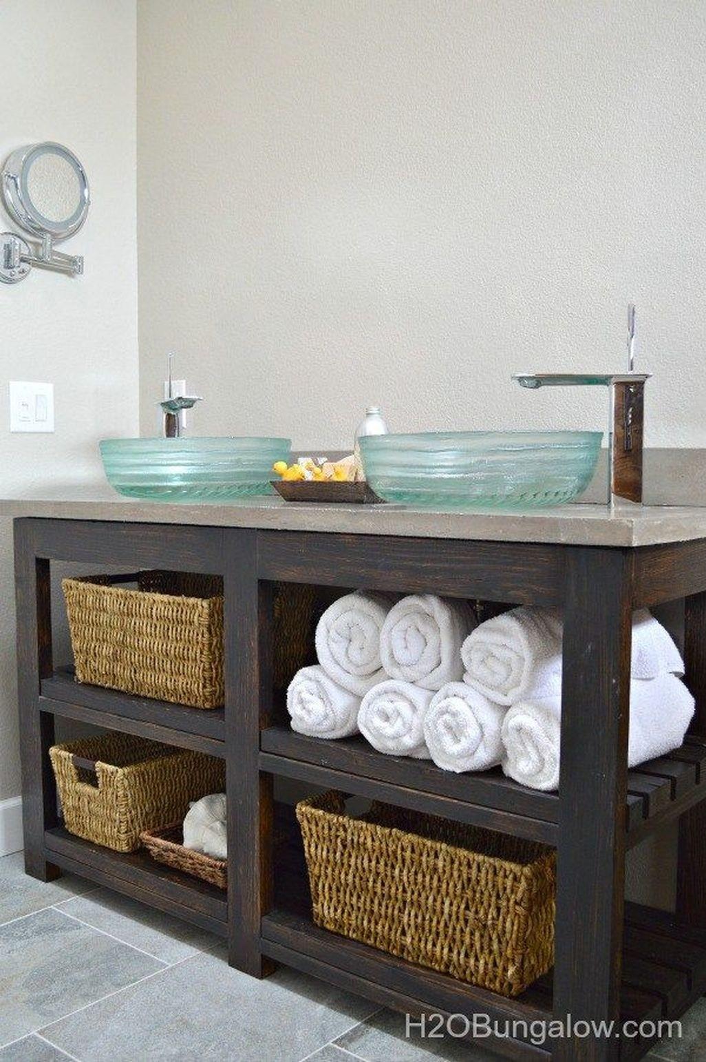 44 Popular Diy Bathroom To Copy Right Now - TREND4HOMY