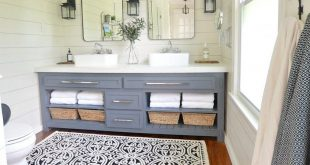 44 Popular Diy Bathroom To Copy Right Now - TREND4HOMY