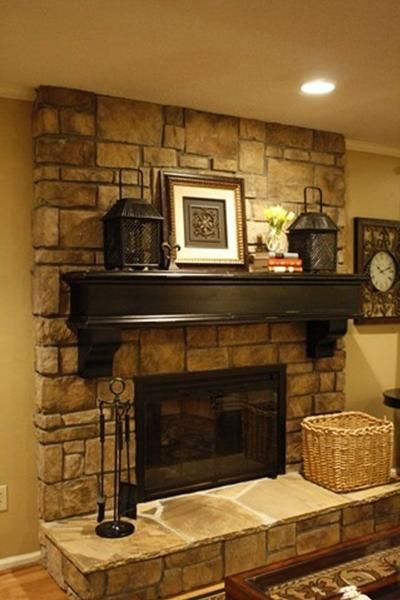 Fireplace Mantel Designs Popular Ideas 45 Modern And Traditional For