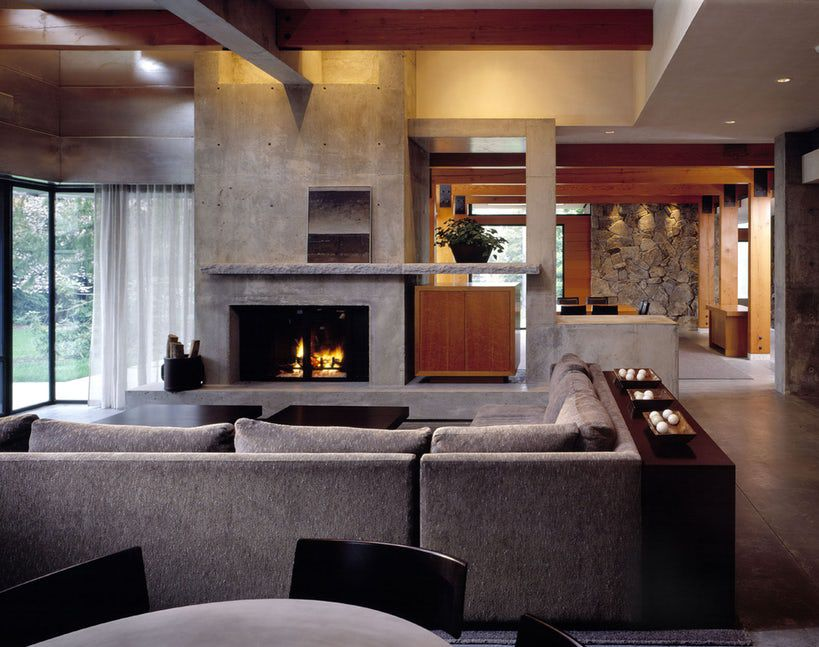65 Best Fireplace Ideas - Beautiful Fireplace Designs & Decor