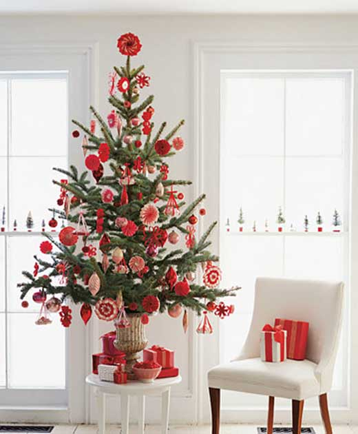 cute-christmas-tree-ideas - Christmas Celebration - All about Christmas