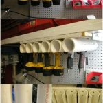 Pvc Pipe Organizing Storage Ideas