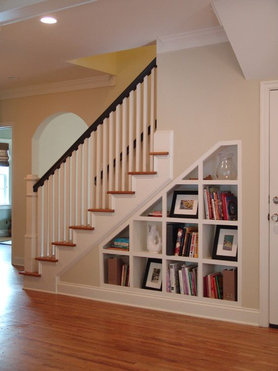 Ideas for Space Under Stairs | Home Decor, Designs and Furniture