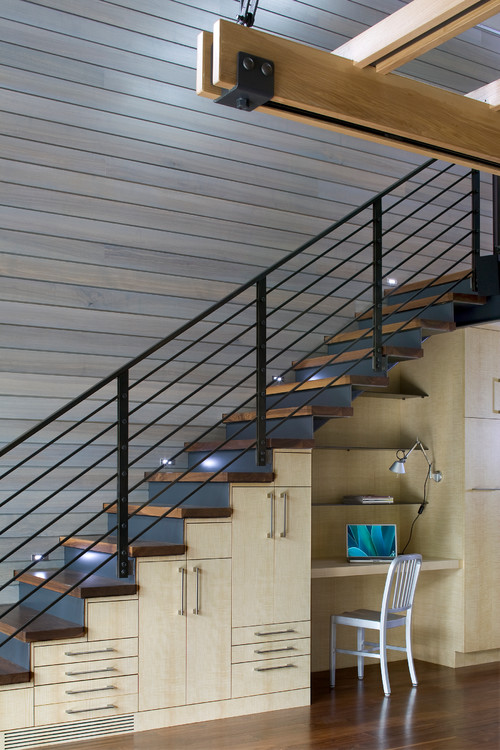 Storage Under Staircases: 11 Inspiring Ideas - Town & Country Living