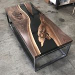 Resin Wood Table For Your Furniture