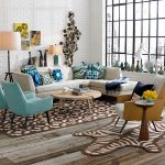 Retro Living Room Design Ideas