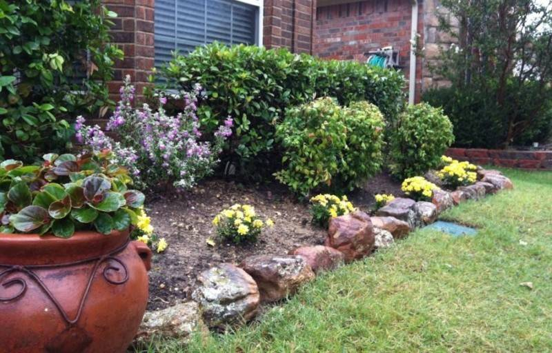 25 Rock Garden Designs Landscaping Ideas for Front Yard - Home and