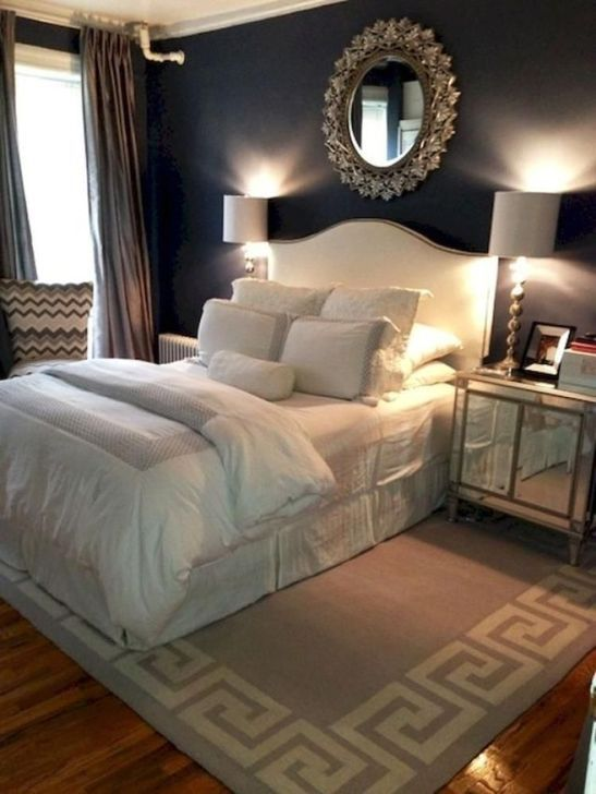 46 Modern And Romantic Master Bedroom Design Ideas | Bedroom Design
