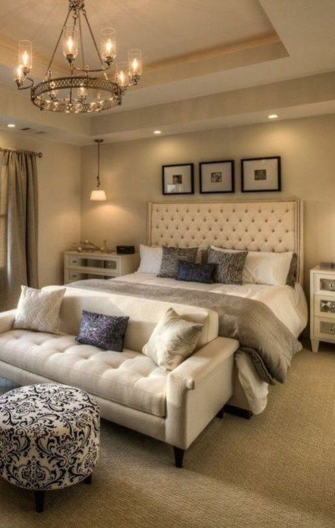 Romantic Master Bedroom Will Dreaming