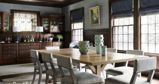 15 Rustic Dining Room Ideas - Best Rustic Dining Room Design Inspiration