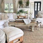 Rustic Farmhouse Living Room Decor Ideas