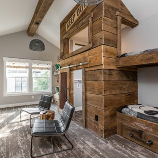 75 Most Popular Rustic Kids' Room Design Ideas for 2019 - Stylish