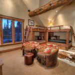 Rustic Kids Room Designs