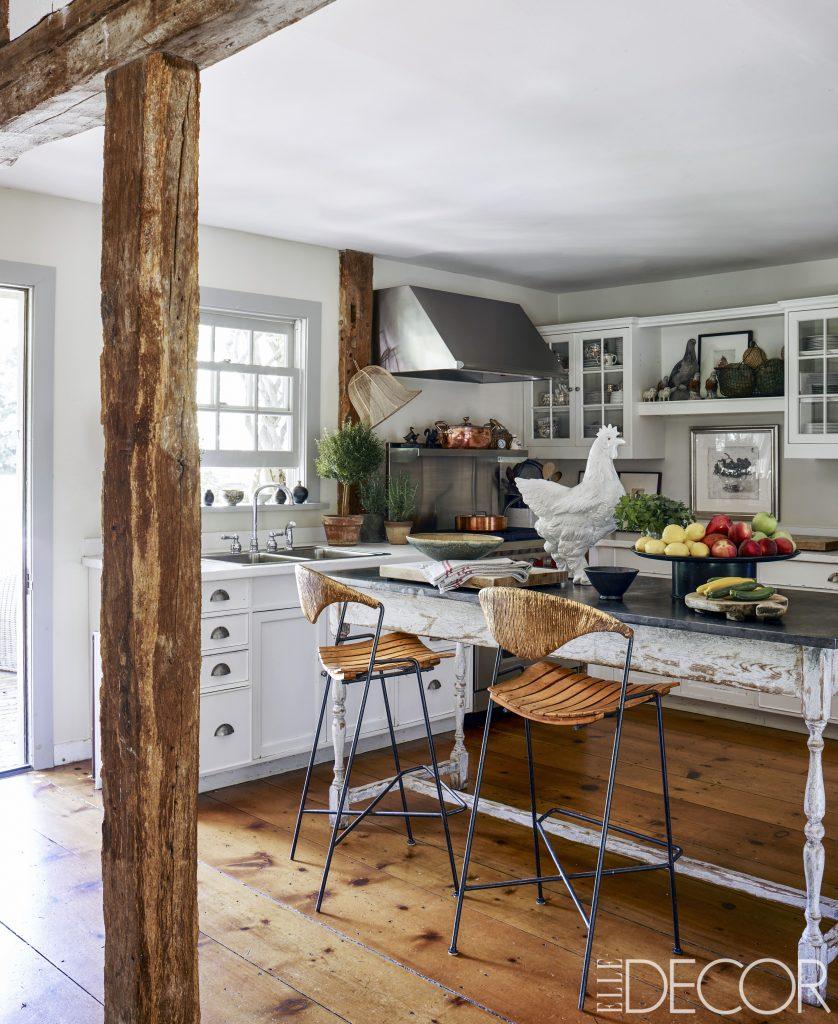 Rustic Kitchen Farmhouse Style Ideas 3