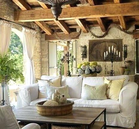Rustic Mediterranean Interior Design | Replicaoutlet