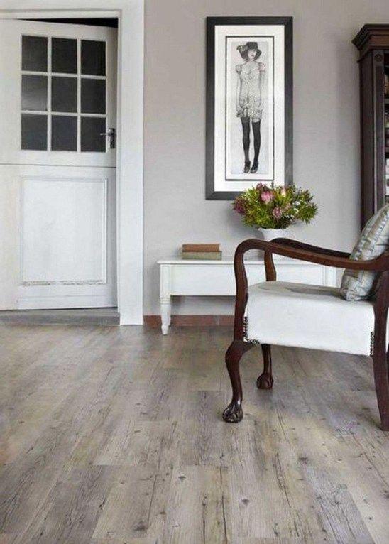 Rustic Natural Vinyl Planks Home Interior Flooring Ideas