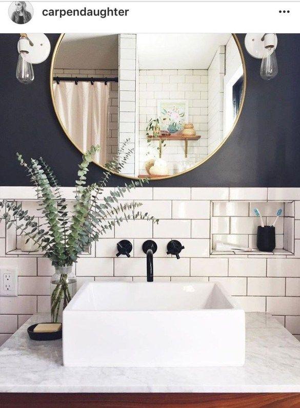 46 Rustic Small Bathroom Wood Decor Design Will Inspire | Bathroom