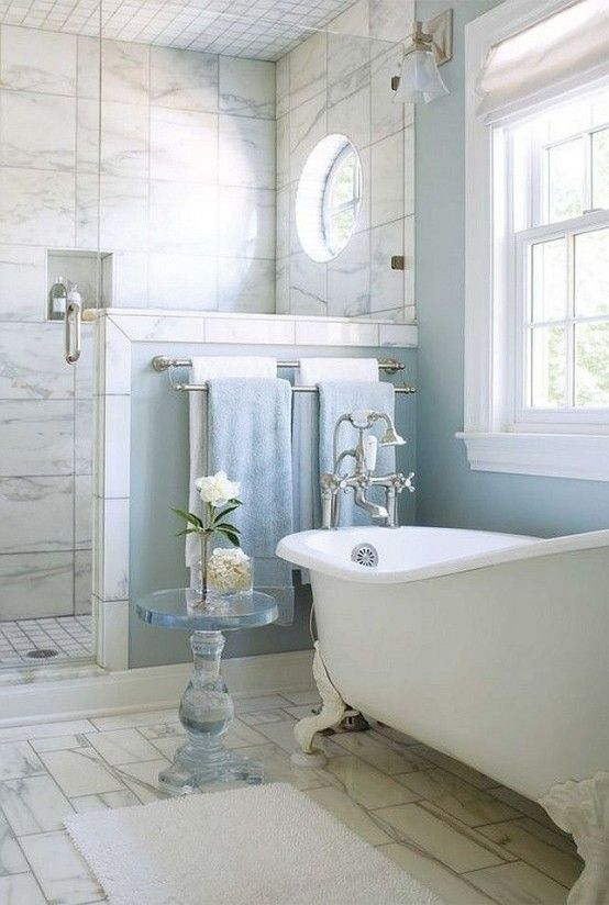 Shabby Chic Bathroom Decor Ideas 5