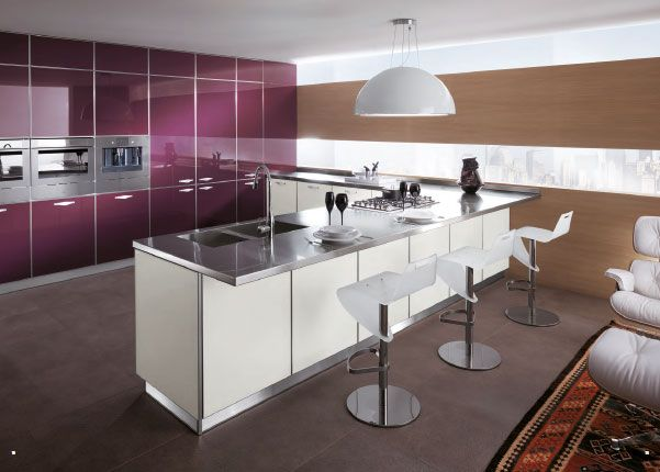 Sharp Kitchen #Layouts | Kitchen Essentials | Pinterest | Kitchen