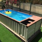 Shipping Container Swiming Pool Design Ideas