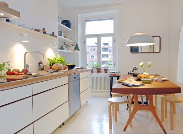 Simple and cozy kitchen design u2013 Adorable Home