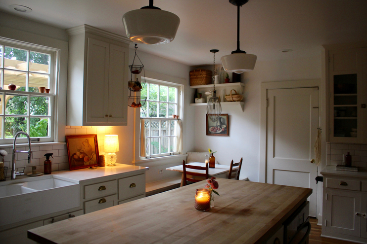 10 Steps To a Cozy & Simple Kitchen » Homesong