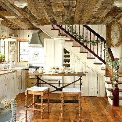 Simple And Cozy Country Kitchen Designs The Adorably Cozy Kitchen