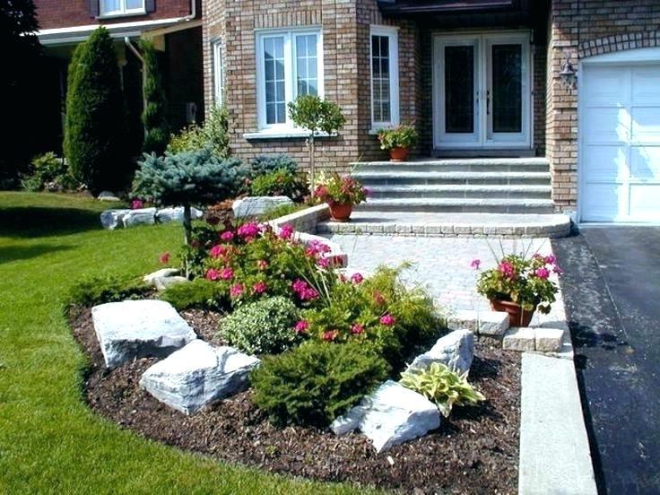 Simple Front Yard Designs Simple Landscape Design Ideas Simple