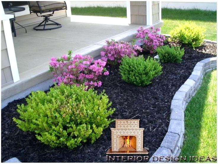 Simple Front Yard Landscaping Design Ideas 11