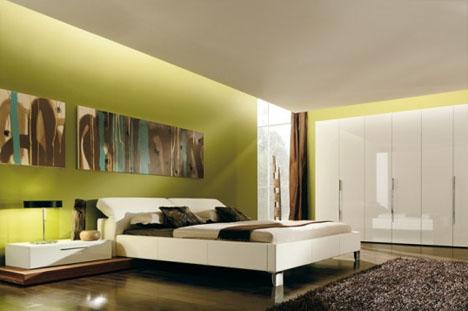 Creative Color: Minimalist Bedroom Interior Design Ideas | Designs