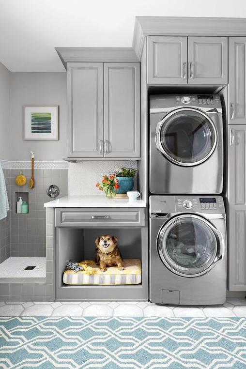 Laundry Rooms We're Obsessed With