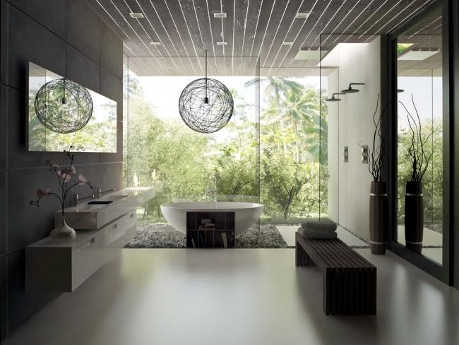 Minimalist bathroom design u2013 33 ideas for stylish bathroom design