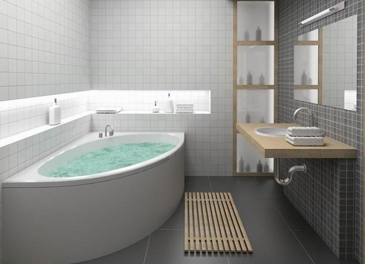 Simple Minimalist Bathroom Designs 2014 Latest ~ Home Inspirations