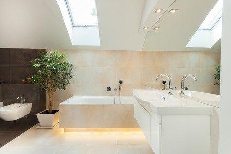 How to Create a Minimalist Bathroom - Conestoga Tile