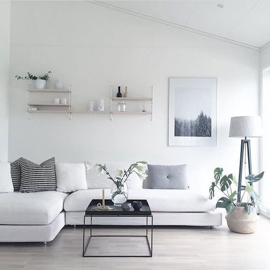 Minimalist wall decor ideas