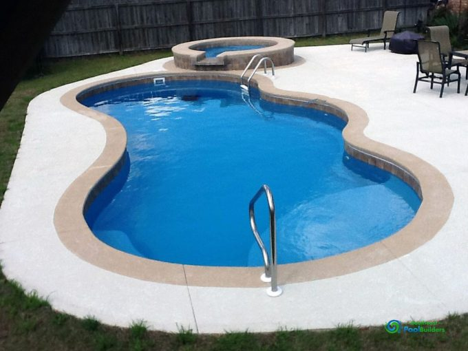 Tips: Simple Vinyl Inground Pool For Your Home Concept
