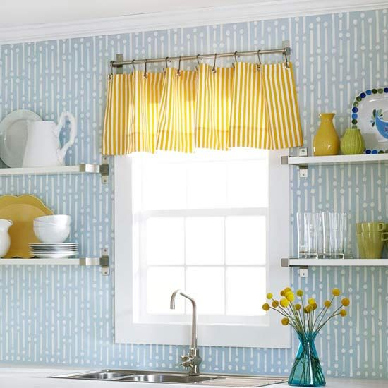 Window Treatment Styles | BHG's Best DIY Ideas | Pinterest | Window
