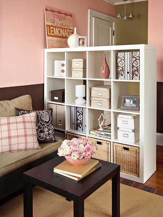 Genius Apartment Storage Ideas | Home | First apartment decorating