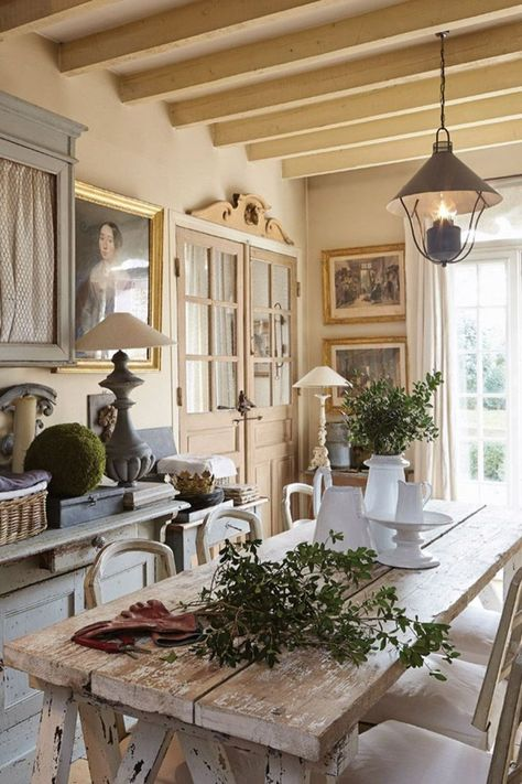 36 Simply French Country Home Decor Ideas | Home | French country