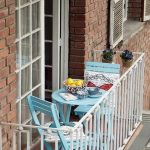 Small Apartment Balcony Decor Ideas