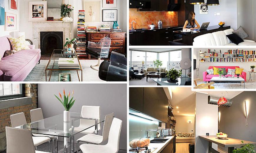 10 Small Urban Apartment Decorating Ideas