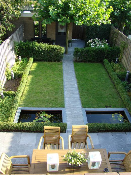 25 Fabulous Small Area Backyard Designs | garden | Small garden