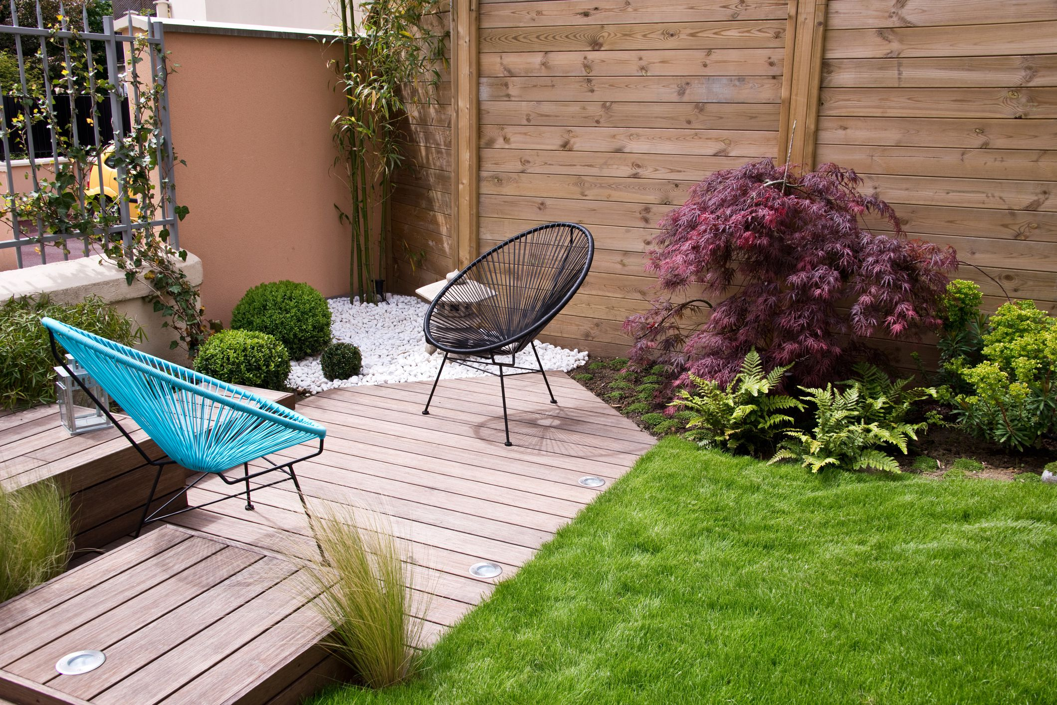 9 Small Garden Design Ideas On A Budget - Small Garden Ideas
