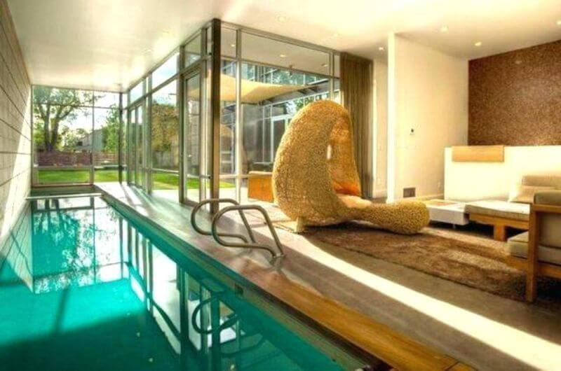 41+ Best Inspiration Window Indoor Swimming Pool Design Ideas with