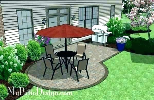 Small Patio Budget Design Ideas 7